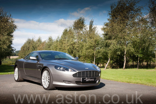 2005 Aston Martin DB9 Coupe - New Year Price Reduction!! SOLD (picture 6 of 6)