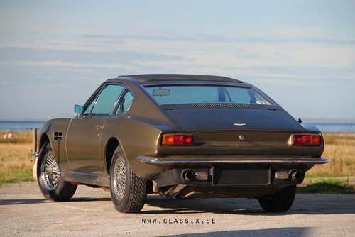1972 Aston Martin DBS Vantage original, first paint For Sale (picture 1 of 6)