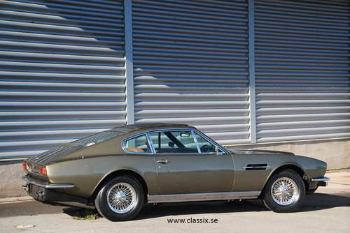 1972 Aston Martin DBS Vantage original, first paint For Sale (picture 5 of 6)