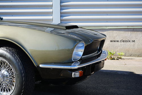 1972 Aston Martin DBS Vantage original, first paint For Sale (picture 6 of 6)
