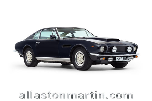 1978 Aston Martin V8 Series III Automatic  SOLD (picture 1 of 6)