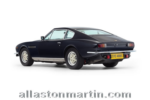 1978 Aston Martin V8 Series III Automatic  SOLD (picture 3 of 6)