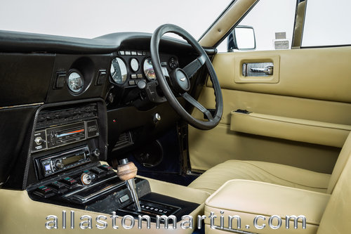 1978 Aston Martin V8 Series III Automatic  SOLD (picture 4 of 6)
