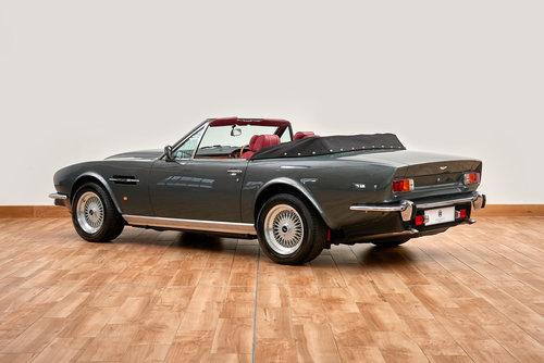 1989 Aston Martin AMV8 Volante POW For Sale (picture 2 of 6)