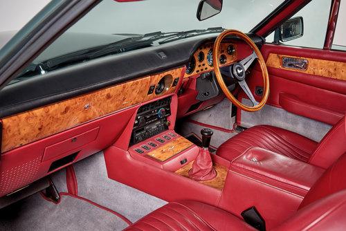 1989 Aston Martin AMV8 Volante POW For Sale (picture 6 of 6)