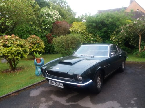 1973 Aston Martin V8 S111 Auto 1974 Lovely PRICE DROP For Sale (picture 1 of 6)