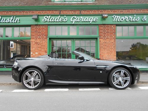 2008 Aston Martin Vantage V8 N400 SOLD (picture 1 of 4)