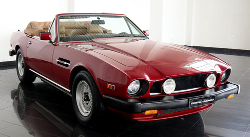 Aston Martin V8 Volante (1988) For Sale (picture 1 of 6)
