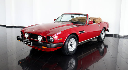 Aston Martin V8 Volante (1988) For Sale (picture 2 of 6)