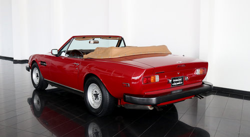 Aston Martin V8 Volante (1988) For Sale (picture 3 of 6)