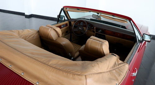 Aston Martin V8 Volante (1988) For Sale (picture 6 of 6)