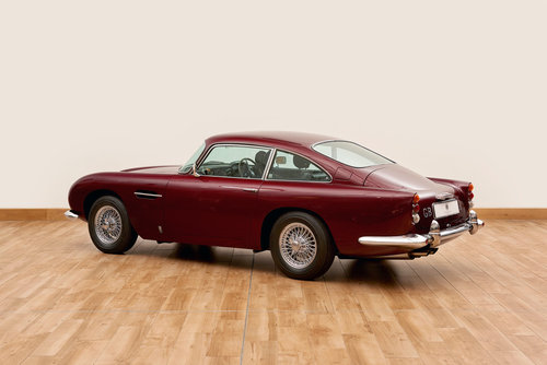 1964 Aston Martin DB5 Saloon For Sale (picture 2 of 6)