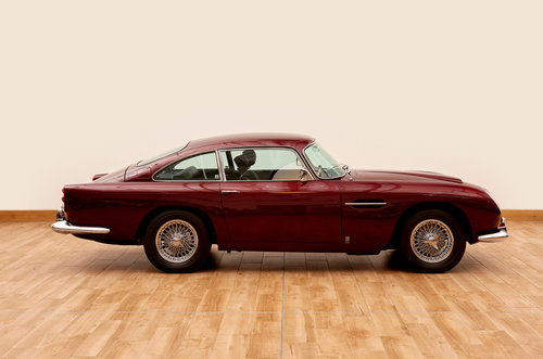 1964 Aston Martin DB5 Saloon For Sale (picture 3 of 6)