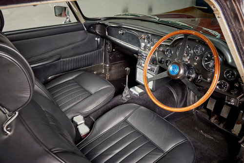 1964 Aston Martin DB5 Saloon For Sale (picture 5 of 6)