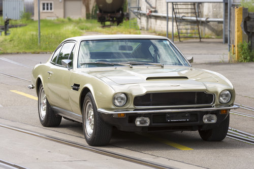 ASTON MARTIN AMV8 1973 For Sale (picture 1 of 6)