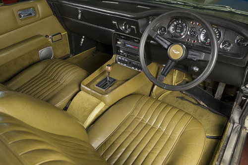 ASTON MARTIN AMV8 1973 For Sale (picture 3 of 6)