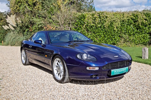 1998 ASTON MARTIN DB7 3.2 COUPE  For Sale (picture 1 of 6)