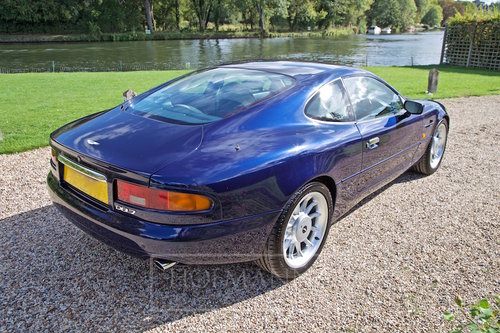 1998 ASTON MARTIN DB7 3.2 COUPE  For Sale (picture 2 of 6)