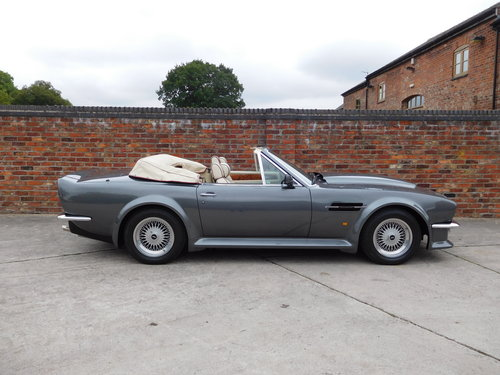 1988 Aston Martin V8 Vantage Volante 'X Pack' SOLD (picture 2 of 6)