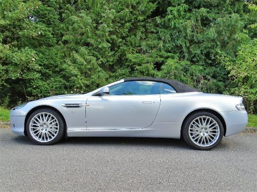 2010 Aston Martin DB9 6.0 Volante Touchtronic 2dr *A VERY EYE CAT For Sale (picture 2 of 6)