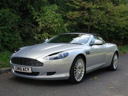2010 Aston Martin DB9 6.0 Volante Touchtronic 2dr *A VERY EYE CAT For Sale (picture 3 of 6)