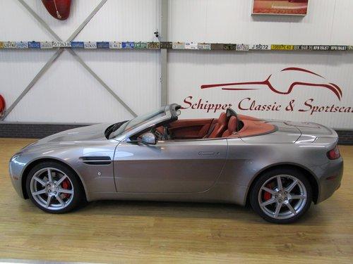 2007 Aston Martin V8 Vantage Roadster For Sale (picture 2 of 6)