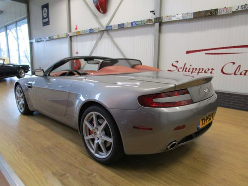 2007 Aston Martin V8 Vantage Roadster For Sale (picture 3 of 6)