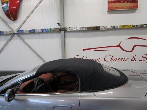 2007 Aston Martin V8 Vantage Roadster For Sale (picture 5 of 6)