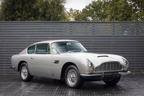 1969 Aston Martin DB6 Series 1 Vantage SOLD (picture 1 of 6)