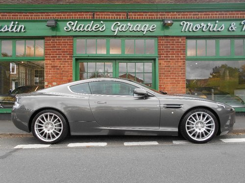 2004 Aston Martin DB9 Coupe Touchtronic SOLD (picture 1 of 4)