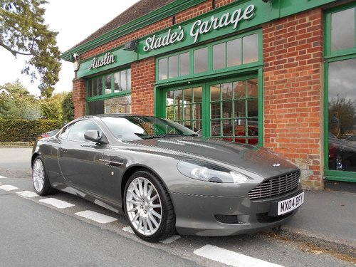 2004 Aston Martin DB9 Coupe Touchtronic SOLD (picture 2 of 4)