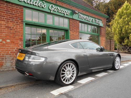 2004 Aston Martin DB9 Coupe Touchtronic SOLD (picture 3 of 4)