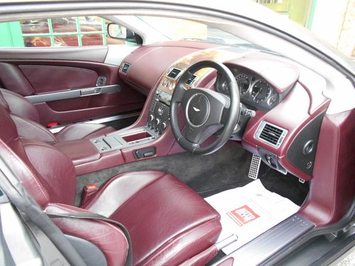 2004 Aston Martin DB9 Coupe Touchtronic SOLD (picture 4 of 4)
