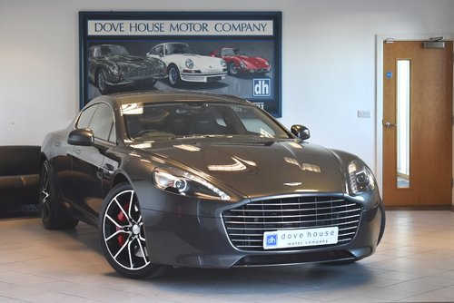 2013 Aston Martin Rapide S 5.9 V12 Touchtronic For Sale (picture 1 of 6)