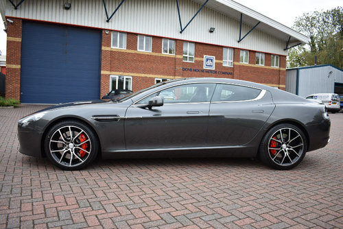 2013 Aston Martin Rapide S 5.9 V12 Touchtronic For Sale (picture 3 of 6)