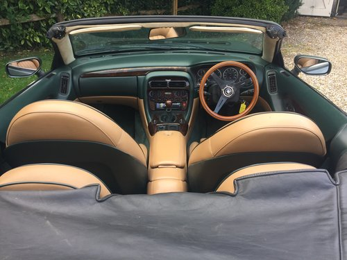 1995 Rare Manual DB7 Volante For Sale (picture 6 of 6)