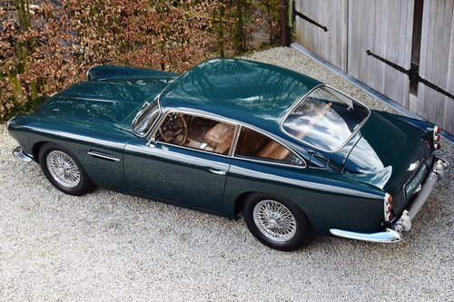 1961 Aston Martin DB4 Series III (LHD) For Sale (picture 3 of 6)