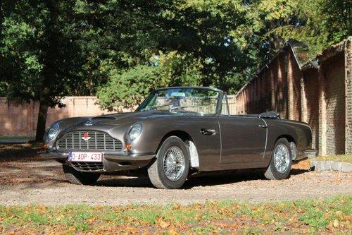 Aston Martin DB6 Vantage Volante RHD - 1969 For Sale (picture 1 of 6)