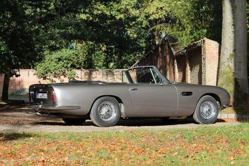 Aston Martin DB6 Vantage Volante RHD - 1969 For Sale (picture 2 of 6)