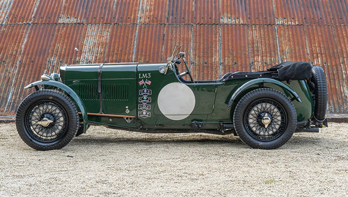 Aston Martin LM3 1929 For Sale (picture 3 of 6)