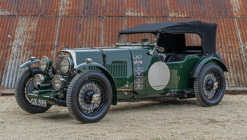 Aston Martin LM3 1929 For Sale (picture 6 of 6)
