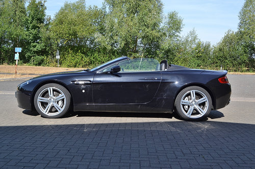 2009 Aston Martin VANTAGE V400 V8 4.3 ROADSTER SOLD (picture 3 of 6)