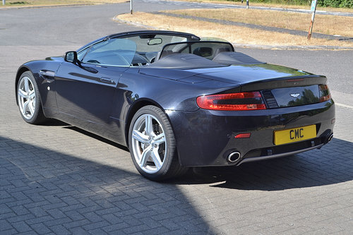 2009 Aston Martin VANTAGE V400 V8 4.3 ROADSTER SOLD (picture 4 of 6)