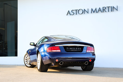 2003 Aston Martin Vanquish Coupe For Sale (picture 2 of 6)