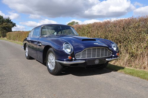 Fully Restored 1966 Aston Martin MK1 DB6 Original Vantage For Sale (picture 1 of 6)