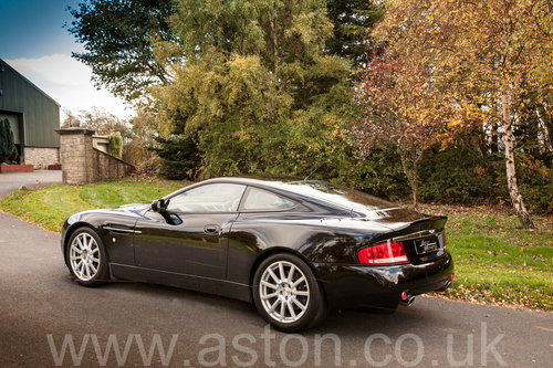2007 Aston Martin Vanquish S Ultimate Edition For Sale (picture 3 of 6)