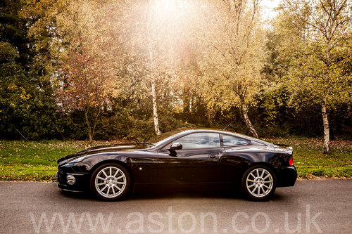 2007 Aston Martin Vanquish S Ultimate Edition For Sale (picture 5 of 6)
