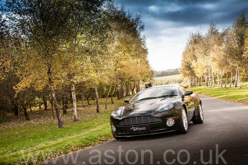 2007 Aston Martin Vanquish S Ultimate Edition For Sale (picture 6 of 6)