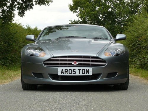 2005 Aston Martin DB9  For Sale (picture 1 of 5)
