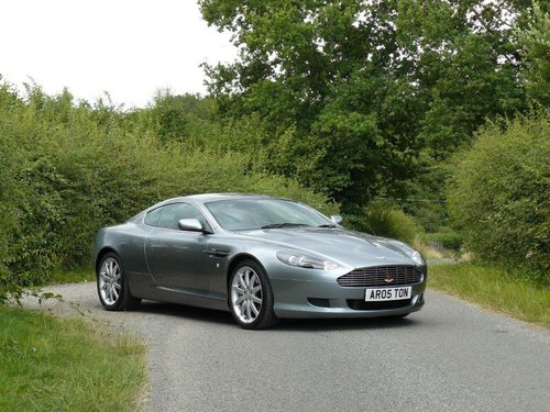2005 Aston Martin DB9  For Sale (picture 2 of 5)